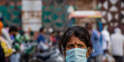 248 وفاة و19740 إصابة جديدة بكورونا في الهند