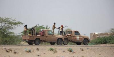 القوات المشتركة تشتبك مع مسلحي المليشيا في التحيتا