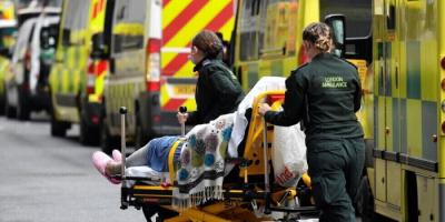 بريطانيا: 38 وفاة و34,574 إصابة جديدة بكورونا