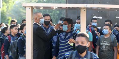 مصر: 837 إصابة جديدة بكورونا ووفاة 37
