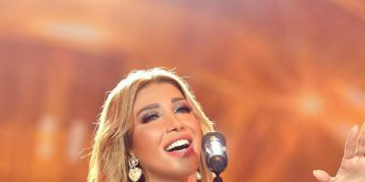 أروى تشعل مسرح حفلها في إكسبو 2020 دبي (فيديو)