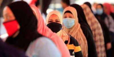 846 إصابة جديدة و31 وفاة بكورونا في مصر