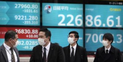 بورصة طوكيو: تراجع المؤشر الياباني بنسبة 0.14%