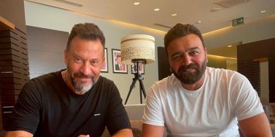 سامر وماجد المصري معا فى مهرجان الأردن للأفلام