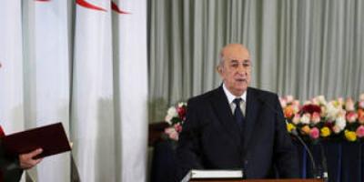 الرئيس الجزائري يهنئ نظيره التونسي بمناسبة تشكيل الحكومة الجديدة