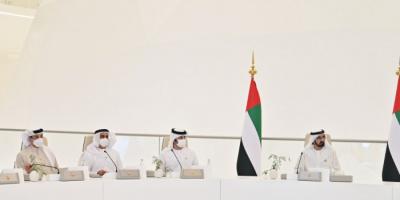 محمد بن راشد يعتمد إنشاء مجلس الإمارات للبنية التحتية