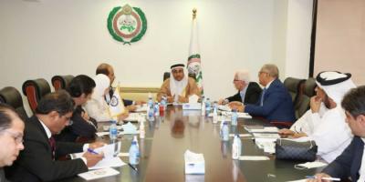 هيئة مكتب البرلمان العربي تجتمع اليوم قبل انطلاق الجلسة العامة