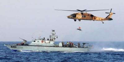 البحرية الإسرائيلية تنتهك سيادة المياه الاقليمية اللبنانية