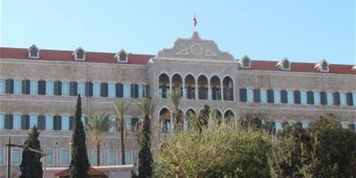 مجلس الوزراء اللبناني يتابع التحقيقات في انفجار بيروت غدا
