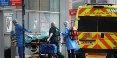 بريطانيا: 181 وفاة و38,520 إصابة جديدة بكورونا