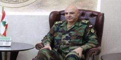 قائد الجيش اللبناني: العسكريون ينجحون في منع عمليات تسلل الأشخاص