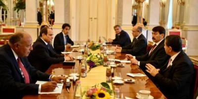 مأدبة عشاء من الرئيس المجري على شرف نظيره المصري