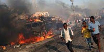 مصرع 3 أشخاص في تفجير انتحاري بمقديشو