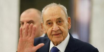 بري يدعو النواب اللبناني للانعقاد الثلاثاء المقبل