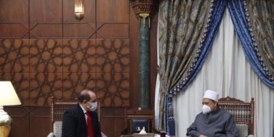 الإمام الأكبر: الأزهر يحمل على عاتقه دعم القارة الأفريقية علميا ودعويا