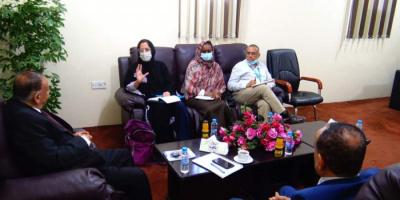 وزير النقل يطالب الأمم المتحدة بتفريغ خزان صافر