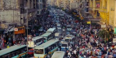 مصر: نصف مليون نسمة زيادة سكانية خلال 100 يوم