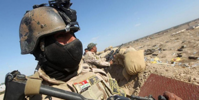 """العراق: تدمير مخابئ لـ""""داعش"""" بمحافظة صلاح الدين"""