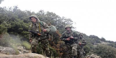 الجزائر: إفشال مؤامرة لتنفيذ عمل مسلح بمساعدة قوى خارجية