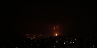 مقتل جندي سوري وجرح 3 في هجوم جوي إسرائيلي على منطقة تدمر