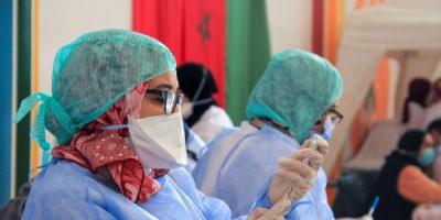 المغرب يكشف عن عدد متلقي لقاح كورونا