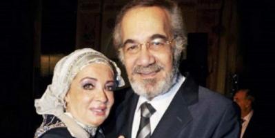 شهيرة تحيي الذكرى الأولى لرحيل زوجها محمود ياسين