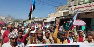 جماهير مودية تحتفل بـ 14 أكتوبر وتطالب بدولة الجنوب