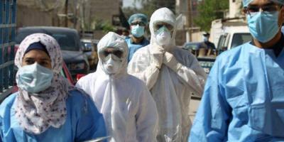العراق: 26 وفاة و2383 إصابة جديدة بكورونا