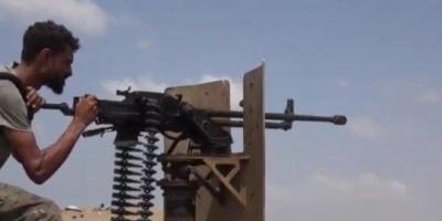 القوات المشتركة تمنع عدوانا حوثيا على كيلو 16