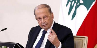 الرئيس اللبناني: سيتم محاسبة المسؤولين عن أحداث بيروت