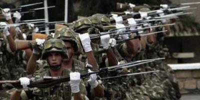 مقتل جندي جزائري جراء انفجار لغم