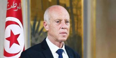 الرئيس التونسي يقيل مسؤولين من ديوان البرلمان المجمد