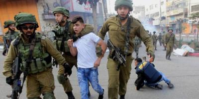 فلسطين: الاحتلال يعتقل شابين في نابلس