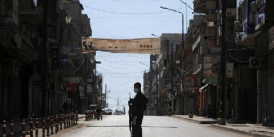 فرض حظر كلي في شمال سوريا بسبب كورونا