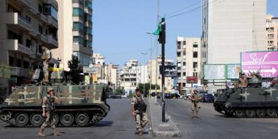 عين الرمانة.. حزب الله يسعى لإشعال حرب أهلية بلبنان