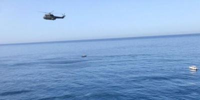 العثور على الطائرة المفقودة في لبنان