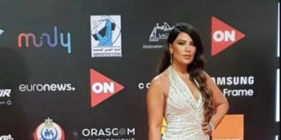 من مهرجان الجونة 2021.. صبا مبارك: جاية اتفرج على أفلام مش ألبس فساتين