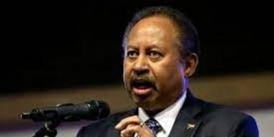 حمدوك: متمسكون بالانتقال المدني الديمقراطي في السودان