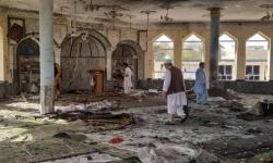 ارتفاع عدد ضحايا انفجار مسجد جنوبي أفغانستان لـ47 قتيلا