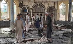 داعش يعلن مسؤوليته عن تفجير مسجد قندهار بأفغانستان