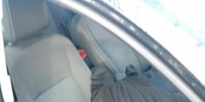 العثور على مواطن مقتولا في سيارته بالقطن