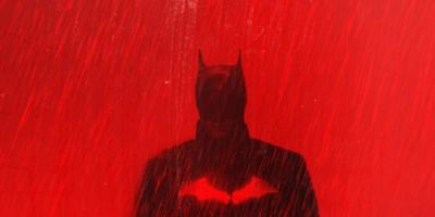 طرح البوستر الرسمي لفيلم The Batman