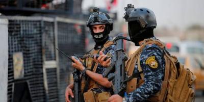 ضبط 7 من عناصر داعش بالموصل في العراق