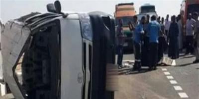 3 ضحايا في انقلاب سيارة بالملاح