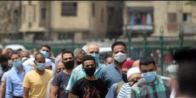 874 إصابة جديدة و42 وفاة بكورونا في مصر