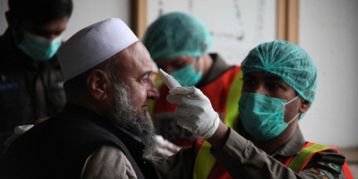 باكستان تسجل 17 وفاة و 720 إصابة جديدة بكورونا