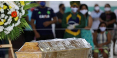 البرازيل: 130 وفاة و5738 إصابة جديدة بكورونا