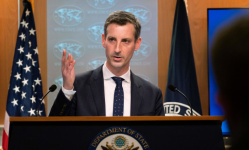 أمريكا تعلن عدم انضمامها في محادثات أفغانستان بروسيا