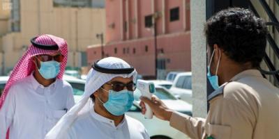 38 إصابة جديدة ووفاتان بكورونا في السعودية