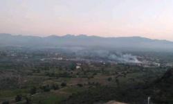 القوات الجنوبية تغير على تمركزات حوثية شمال الضالع